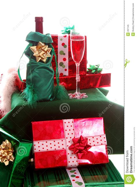 christmas gifts royalty free stock photo image 297145