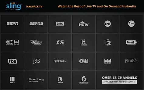 Amc And Ifc Go Live On Sling Tv S 20 Monthly Package The Travel Channel Live Without Cable