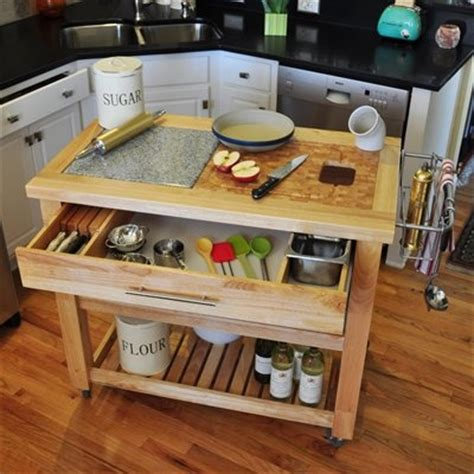 1000 Images About Kitchen On Pinterest Kitchen Island Kitchen Work Station Island