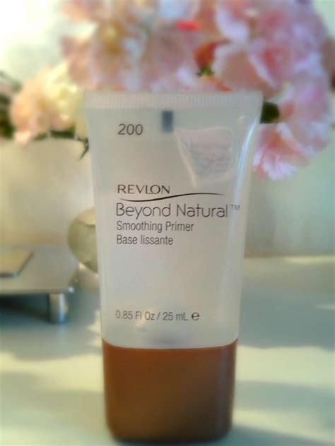 Revlon Beyond Primer revlon beyond smoothing primer reviews photos