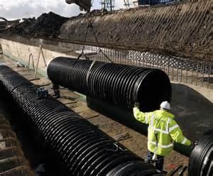 ridgistorm xl large diameter plastic pipe polypipe