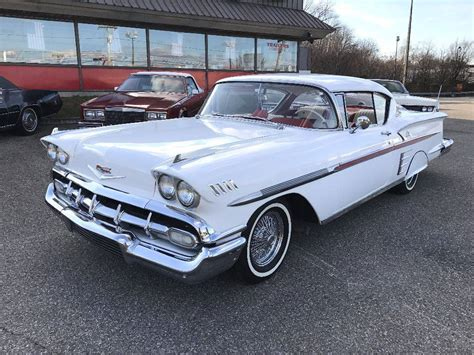 chevy impala 1958 chevrolet impala for sale 1921591 hemmings motor news
