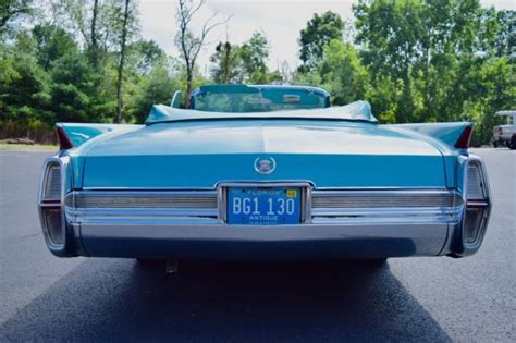1964 Cadillac Convertible For Sale by 1964 Cadillac Convertible 2 Door 429 Ci For Sale