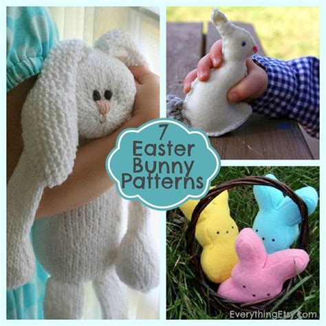 pin easter bunny patterns my on pinterest pin easter bunny patterns my on pinterest