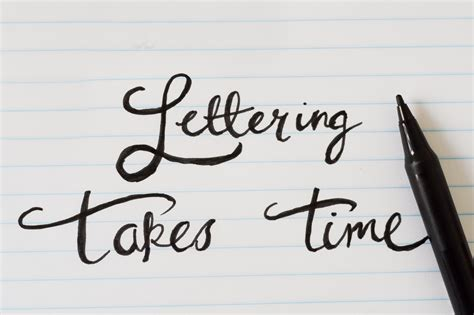 Tulisan Letter Kuningan Bagus Banget 3 easy ways to handwriting with pictures
