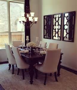 dining set and like the mirrors i want to try this
