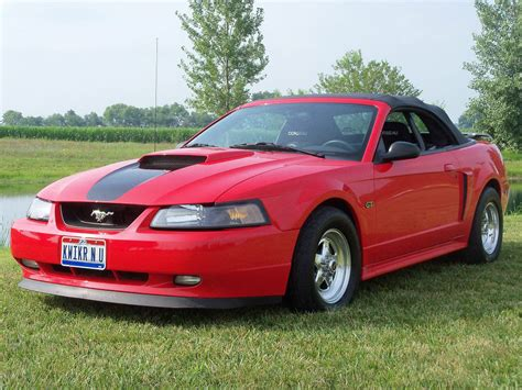 2001 ford mustang gt 0 60 time