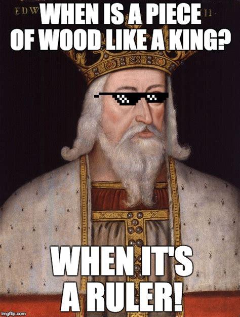 King Meme - lol so funny imgflip