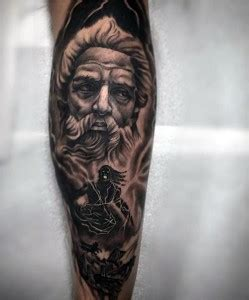 zeus tattoo arm zeus tattoos designs ideas and meaning tattoos for you