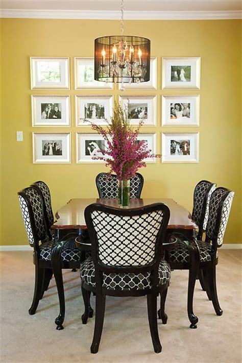 yellow and black dining room upholstery yellow dining room and table and chairs on
