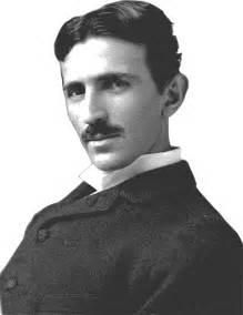 Tesla Nicolas Clipart Nikola Tesla 1