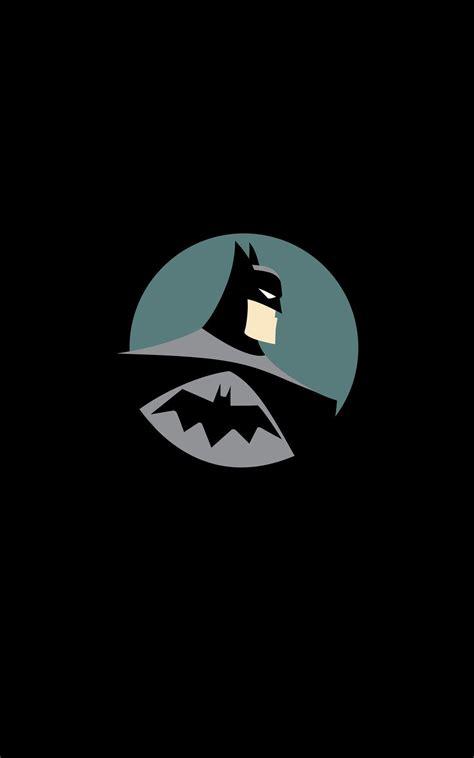 batman wallpaper portrait batman dc comics superhero minimalism portrait display