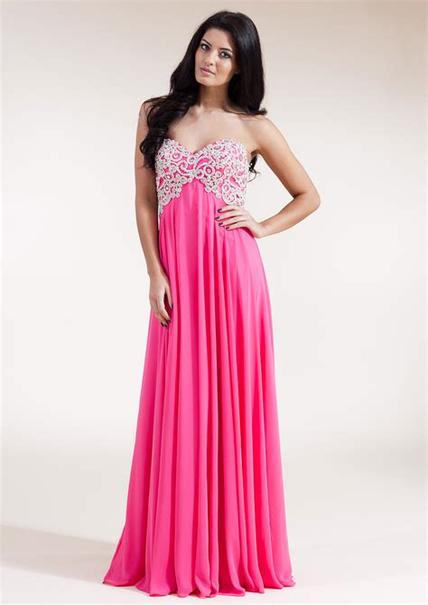 hair styles with maxi type dresses party wear long maxi style dresses 11 outfit4girls com