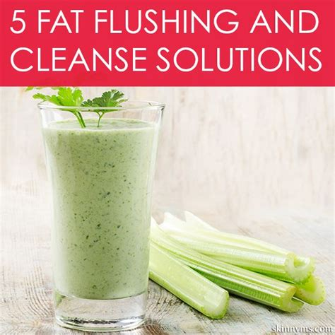 Detox Solution Recipe 5 flushing and cleanse solutions my soups and