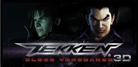 Tekken Blood Vengeance 2011 Tekken Blood Vengeance Review Just Push Start
