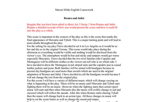 Free Essays On Romeo And Juliet Act 3 1 by Write My Essay 100 Original Content Romeo And Juliet