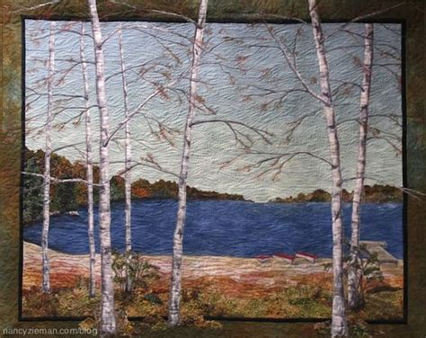 how to sew landscape quilts by nancy zieman natalie