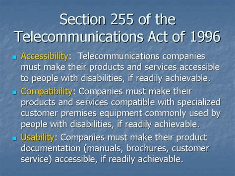 Section 230 Of The Communications Decency Act by Telecommunications Act Of 1996