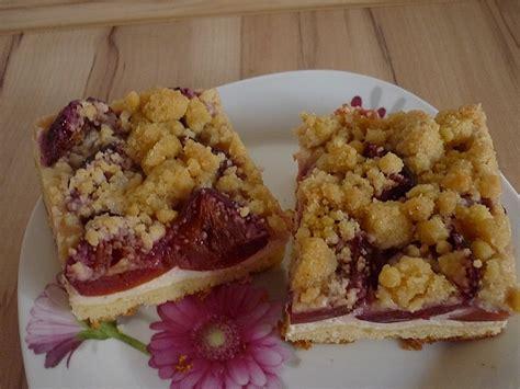 kalorienarmer kuchen mit quark pflaumen quark kuchen mit streuseln daxi75