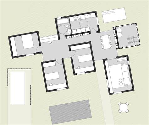 Gg Bioclimatic House Alventosa Morell Arquitectes Most Por House Floor Plans