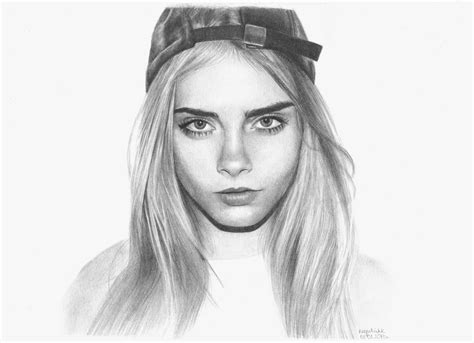 sketchbook cara gallery cara delevingne drawing