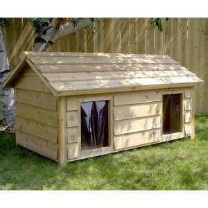 duplex dog house plans 1000 ideas about insulated dog houses on pinterest dog houses dog house plans and