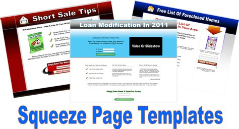 squeeze page template bestsqueezepage squeeze page builder easy