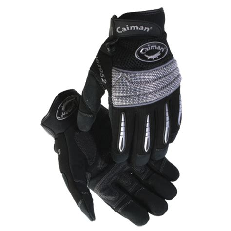 G Shock Gs021 Grey Black Box Exclusive mechanics gloves impact x synthetic leather workers