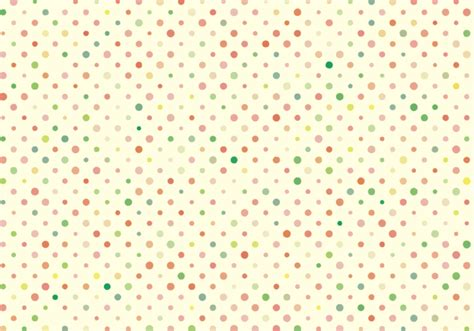 polka dot pattern eps free cute polka dots pattern free vector download free vector