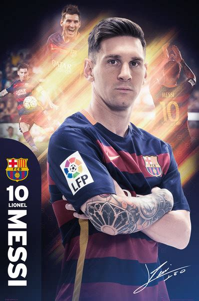 Special For Loyal Ft Readers Save 10 The Fab Selection At Azalea But Act Fast As The Offer Ends Sunday At Midnight 1112 Fashiontribes Fashion by Fc Barcelona Messi 15 16 Poster Sold At Europosters