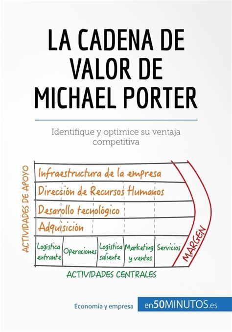 la cadena de valor de michael porter 187 50minutos es - Cadena De Valor Porter Libro