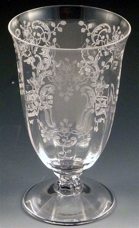etched barware 77 best etched vintage depression glasses images on pinterest dish sets glass art