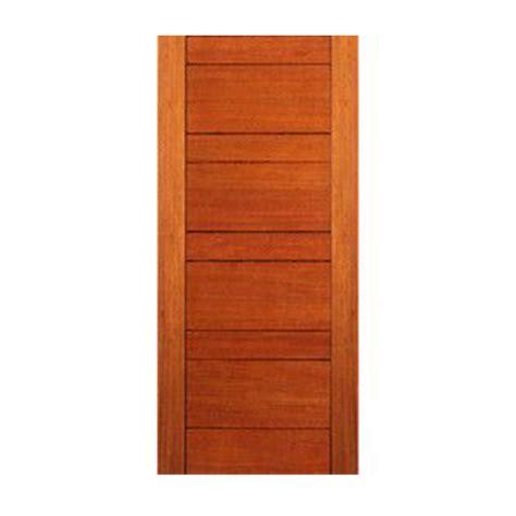 interior flush wood doors 4 panel equal flush interior door mahogany craftwood
