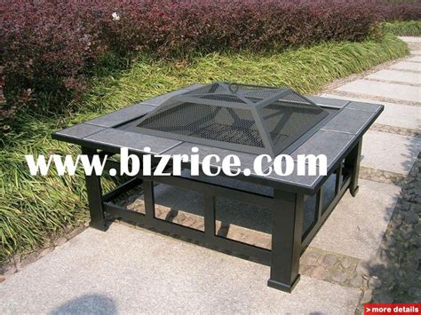 Outdoor Fire Pit With Ceramic Tile China Fire Pits For Backyard Pits For Sale