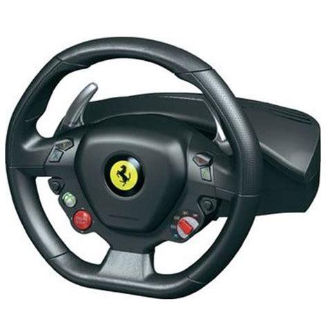 volante xbox 360 458 volante 458 italia xbox 360 en fnac es comprar