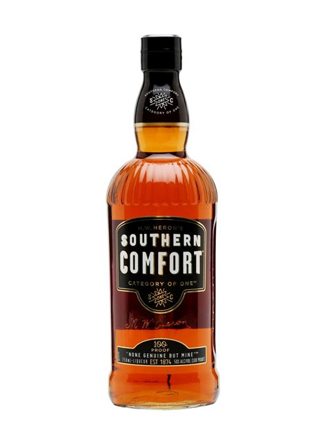 southern comfort neat southern comfort liqueur 100 proof the whisky exchange