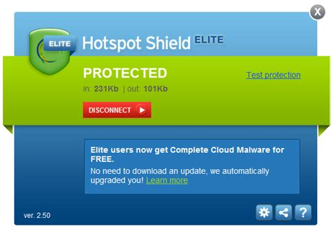 hotspot shield elite apk version
