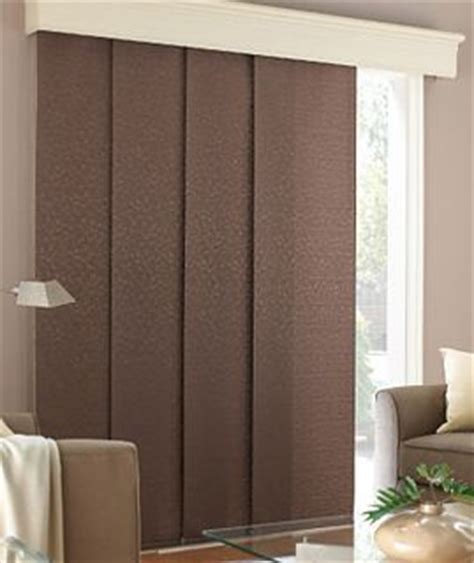 Patio Door Panel Blinds by Housekeeping Room Darkening Panel Track Glass Doors