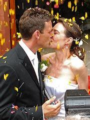 Forlani Dougray Wed by Forlani Actor Dougray Get Married
