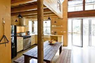 Sacramento Interior Designers Chalk Hill Off Grid Cabin Kitchen Rustic Kitchen