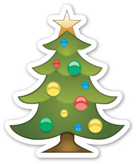 christmas tree emoji the gallery for gt gold ornaments png