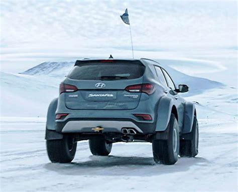 Lifted Hyundai Santa Fe by Lifted Hyundai Santa Fe Pictures To Pin On