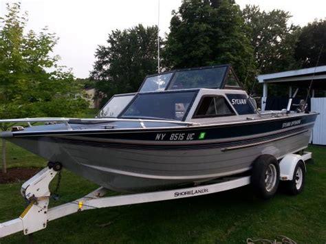 sylvan fishing boats 1990 sylvan offshore fishing boat 3700 classifieds