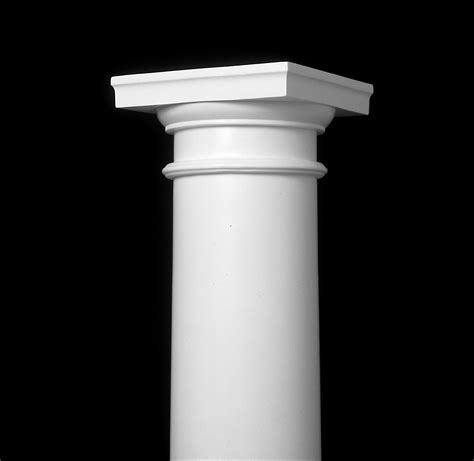Column Base Column Caps And Bases