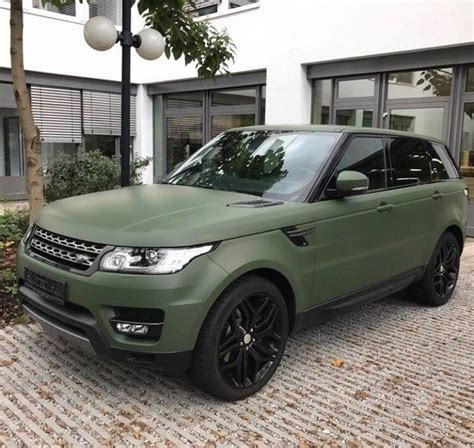 army green range rover billionaires on green range rovers and