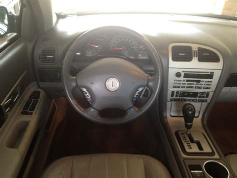 Lincoln Ls Interior by 2005 Lincoln Ls Interior Pictures Cargurus
