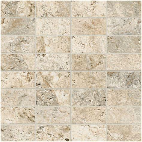 Marazzi Granite Marron 12 In Marazzi Travisano Trevi 12 In X 12 In X 8 Mm Porcelain