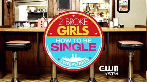 2 Broke Girls Sweepstakes - 2 broke girls how to be single sweepstakes tv commercial winzily