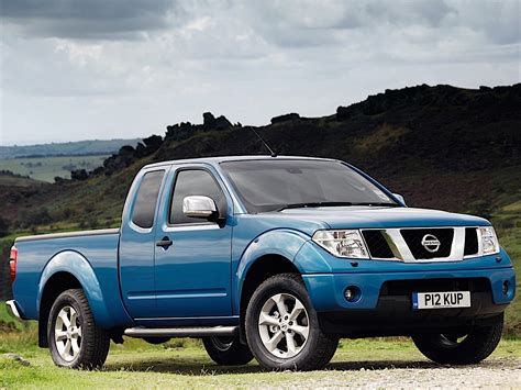 King Nissan by Nissan Navara Frontier King Cab 2005 2006 2007 2008