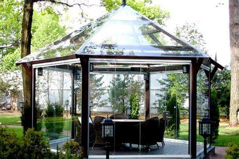 pavillon glasdach glasdach funktionen der verwendung panoramad 228 chern